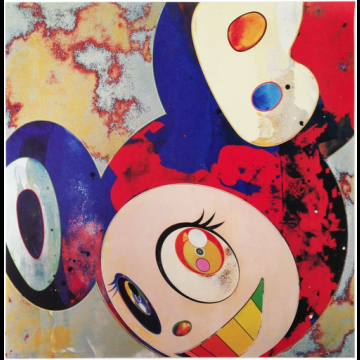 Takashi Murakami And then and then and then and then and then (Gargle Glop)