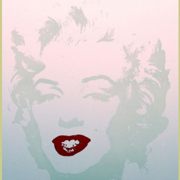 Andy Warhol (after) Golden Marilyn II.35