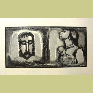 Georges Rouault Apparition