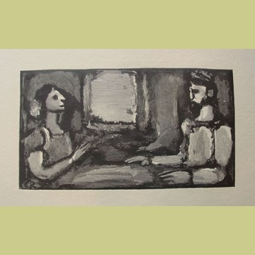Georges Rouault Before the Man of All Seasons