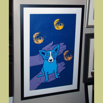 George Rodrigue Hands of Fate
