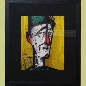 Bernard Buffet Jojo the Clown