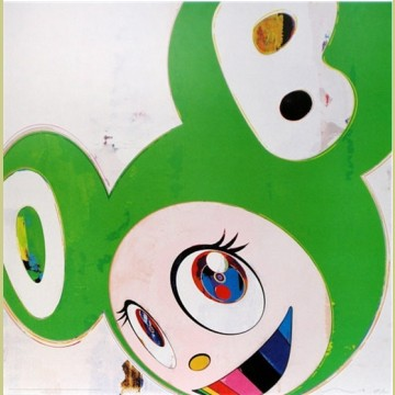 Takashi Murakami And then and then and then and then and then / The Green Truth