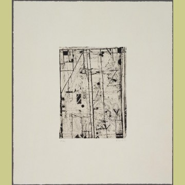 Richard Diebenkorn Untitled #1