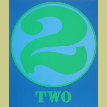 Robert Indiana Two