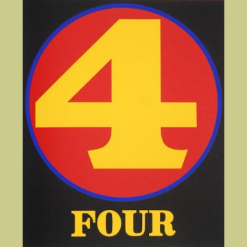 Robert Indiana Four
