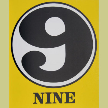 Robert Indiana Nine