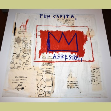 Jean-Michel Basquiat Untitled (Per Capita)