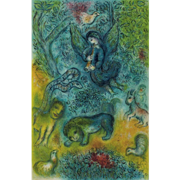 Marc Chagall (after) The Magic Flute