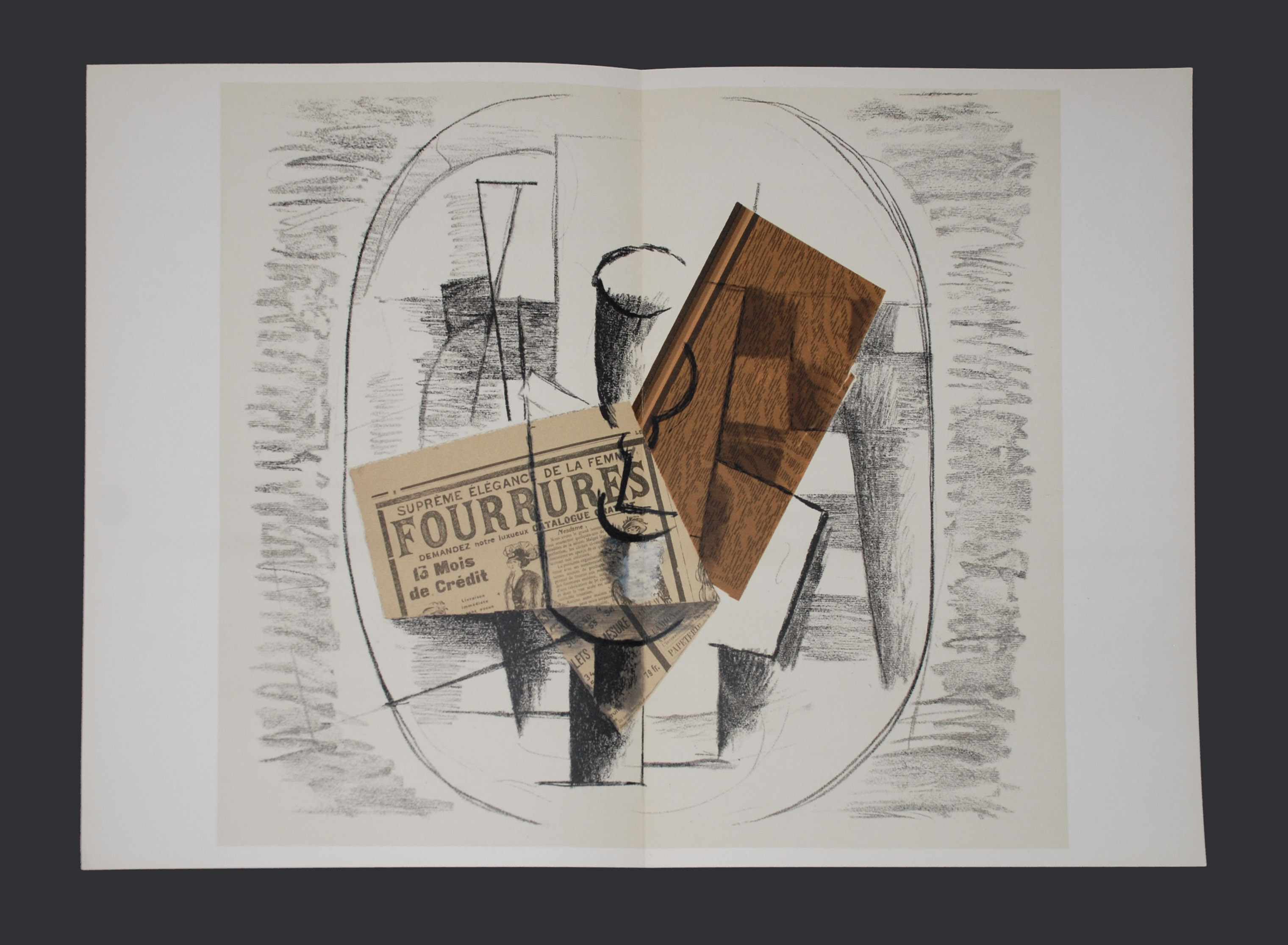 analysis of violin and candlestick by georges braque essay European art in the early 20th century violin and candlestick by georges braque, 1910: dream analysis.