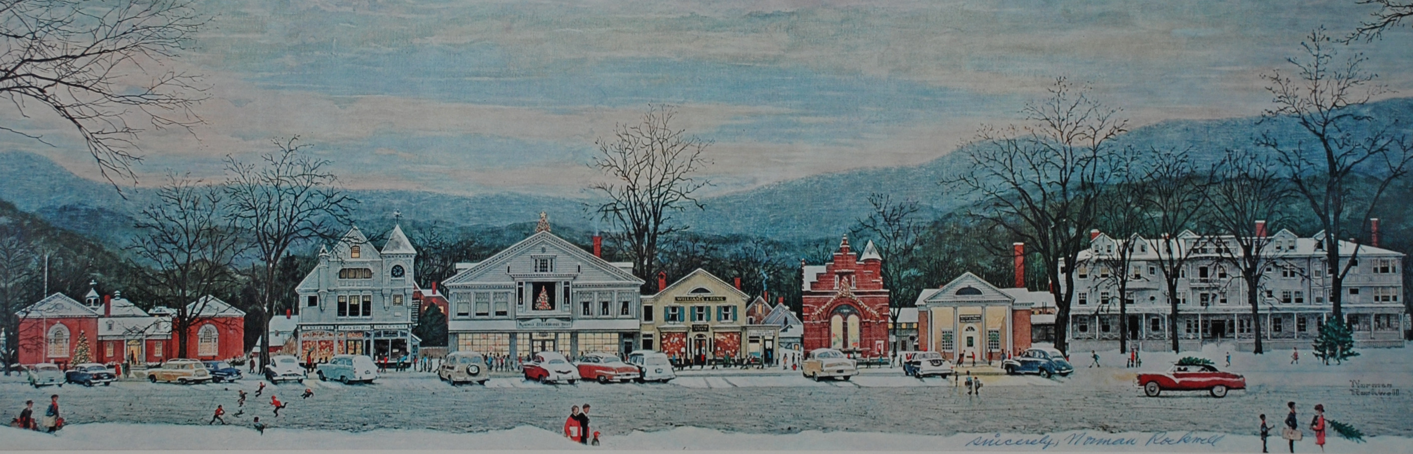 Norman Rockwell | Georgetown Frame Shoppe