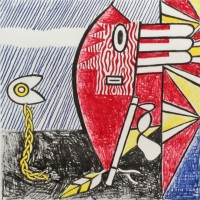 Roy Lichtenstein Untitled II
