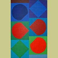 Victor Vasarely Beryll