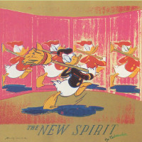 Andy Warhol The New Spirit