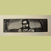 Georges Rouault Apparition in the Tomb