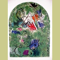 Marc Chagall (after) The Tribe of Issachar