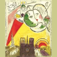 Marc Chagall Dimanche (Sunday)