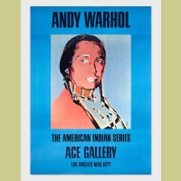 Andy Warhol The American Indian Series