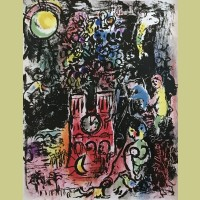 Marc Chagall The Tree of Jesse