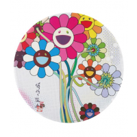 Takashi Murakami and Even the Digital Realm Has Flowers To Offer