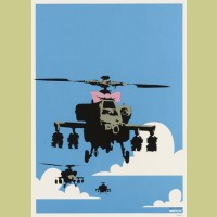 Banksy Happy Choppers