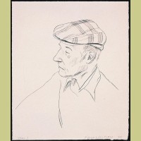 David Hockney William Burroughs