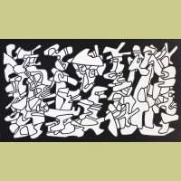 Jean Dubuffet Evocations