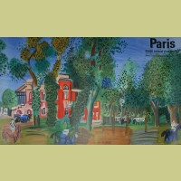 Charles Sorlier after Raoul Dufy Le Paddock a Deauville