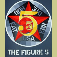 Robert Indiana The Figure Five