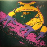 Andy Warhol Pine Barrens Tree Frog (proof)