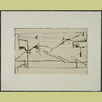 Richard Diebenkorn Untitled #9