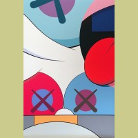KAWS Blame Game Print No. 3