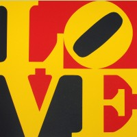 Robert Indiana The German Love