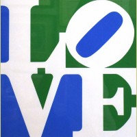 Robert Indiana The Book of Love