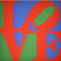 Robert Indiana Love (1997)