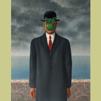 Rene Magritte (after) Le Fils de l'Homme