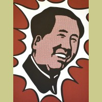 Roy Lichtenstein Mao