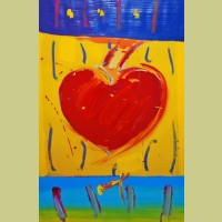 Peter Max Lotta Love