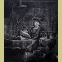 Rembrandt van Rijn Jan Uytenbogaert (the Goldweigher)