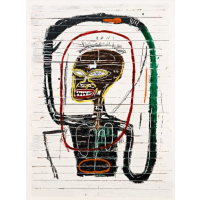 Jean-Michel Basquiat Flexible