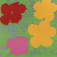 Andy Warhol Flowers