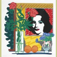 Tom Wesselmann Still Life With Liz