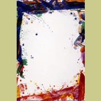 Sam Francis Sulfur Sails