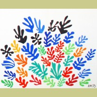 Henri Matisse (after) The Sheaf