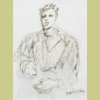 Jacques Villon Hommage à Rimbaud