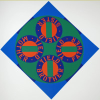 Robert Indiana Yield Brother #2