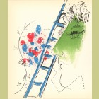 Marc Chagall The Ladder