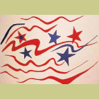 Alexander Calder Stars and Stripes