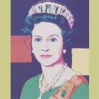 Andy Warhol Queen Elizabeth II of the United Kingdom