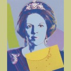 Andy Warhol Queen Beatrix of the Netherlands